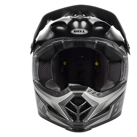 Bell Full-9 Fusion MIPS Casco, matte/gloss black